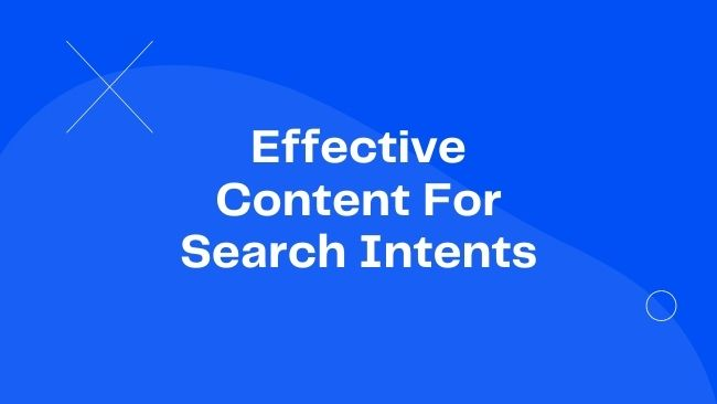 effective-content-for-search-intents