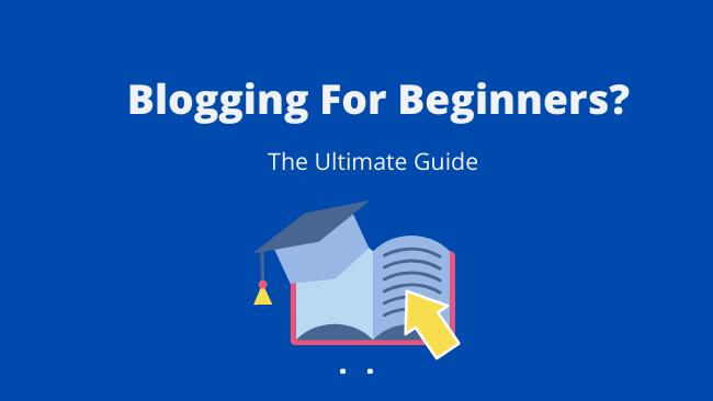 bloggingforbeginners
