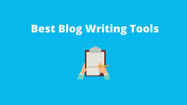 freeBlogWritingTools