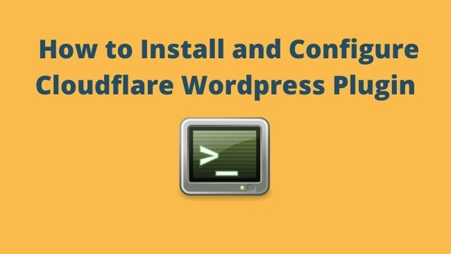 Install-configure-cloudflare-wordpress-plugin