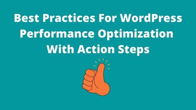 WordPress-speed-optimization-best-practices