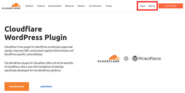 cloudflare-homepage