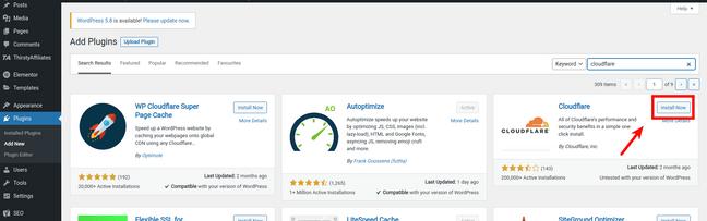 cloudflare-wordpress-plugin