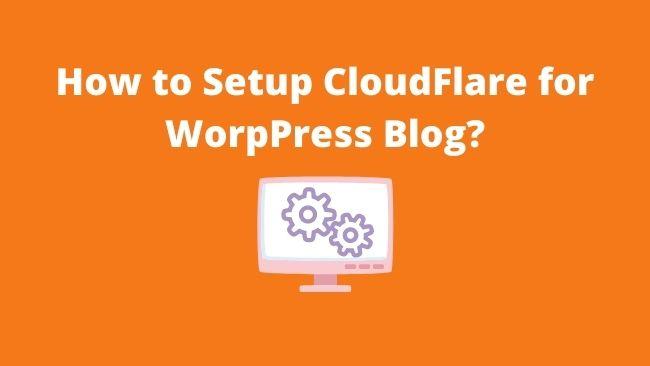 setup- cloudflare-on-wordpress