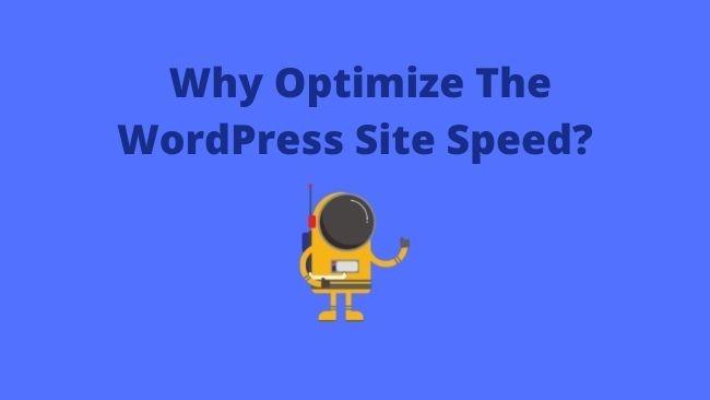 why-wordpress-speed-optimization